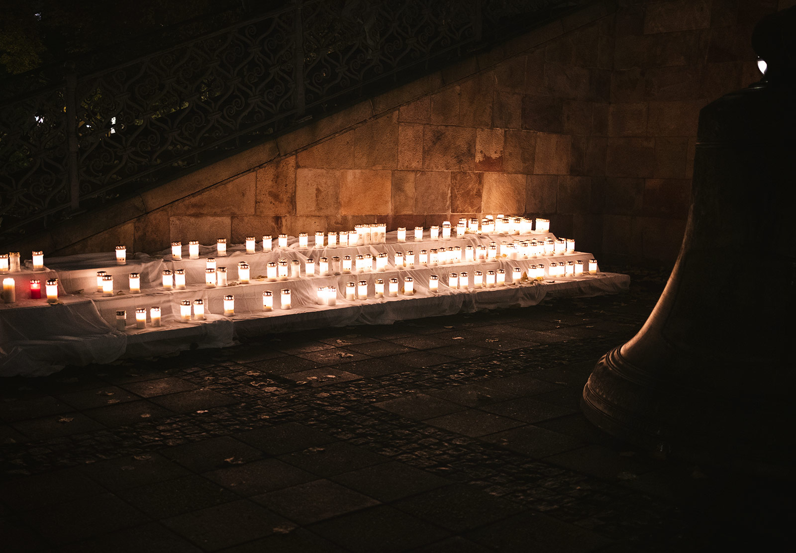 Rememberance candles