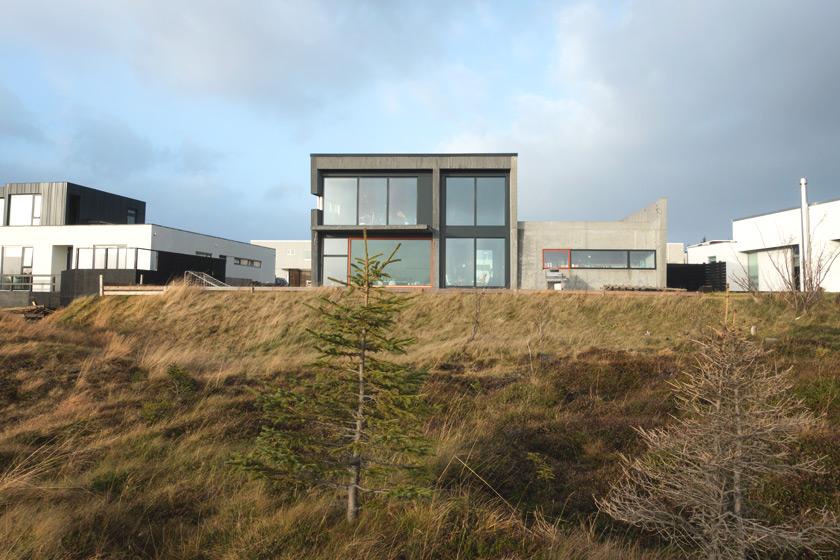 Icelandic houses