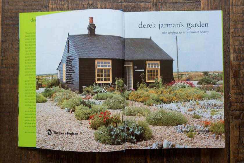 Derek Jarman's Garden book