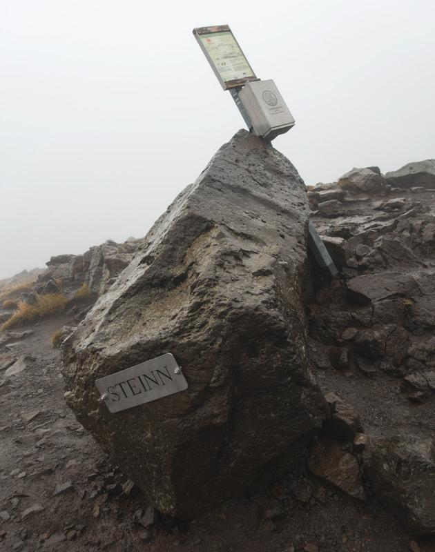 Steinn rock