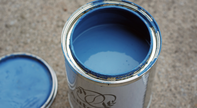 Autentico chalk paint - Crete blue