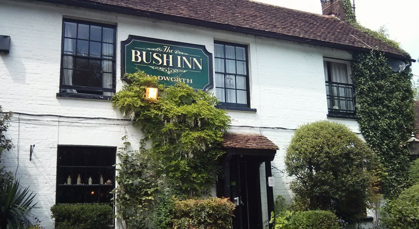 Bush Inn pub