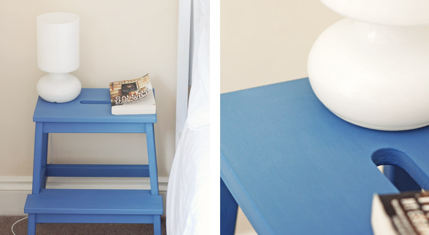 Autentico chalk paint bedside tables