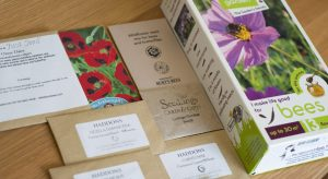 Seeds for planting in the Spring