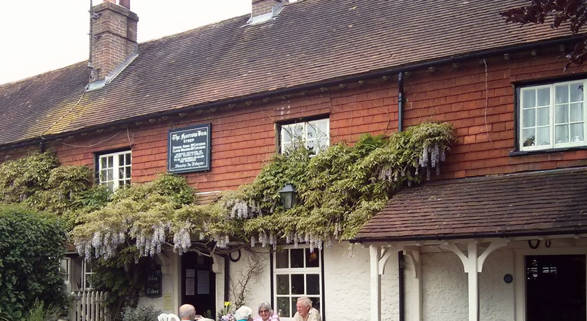 Harrow Inn pub