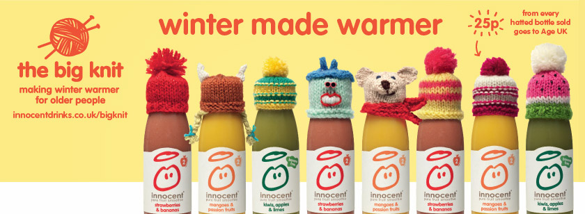 Innocent Big Knit 2013 banner
