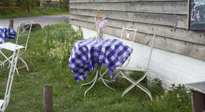 Mill Farm shop tables
