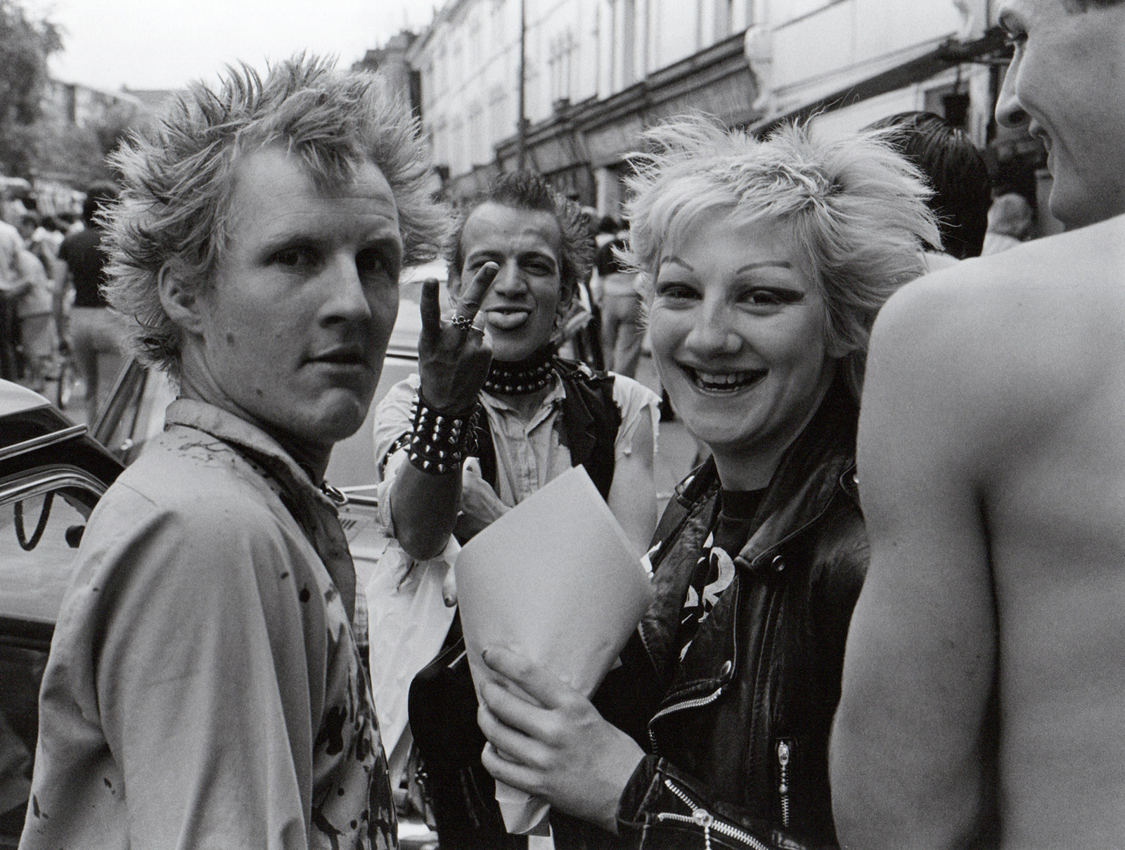 London punks