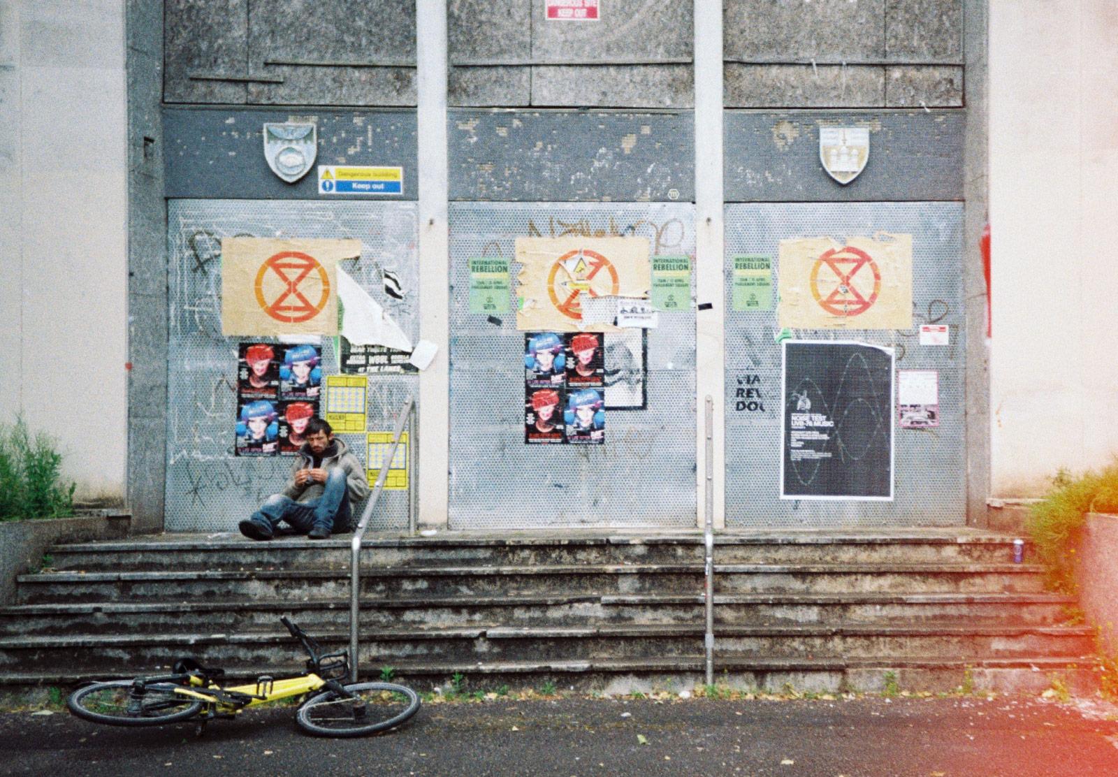 Extinction Rebellion posters