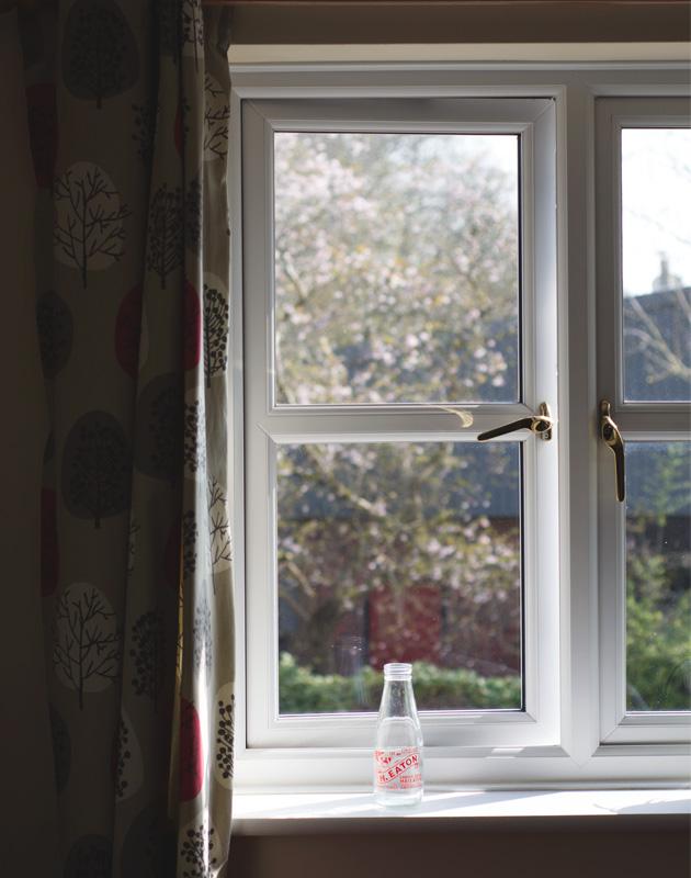 Sunny windowsill