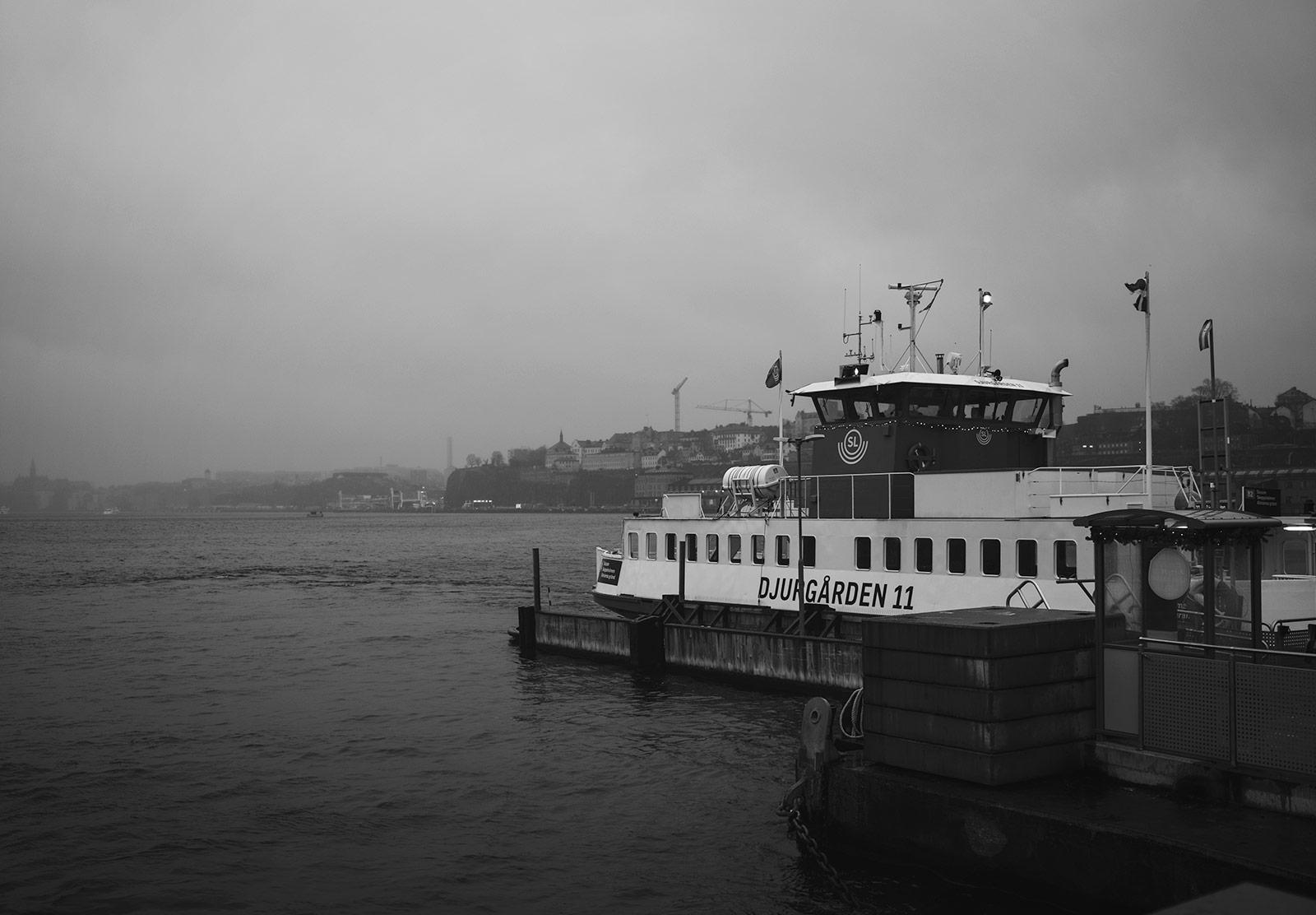 Djurgården ferry 11
