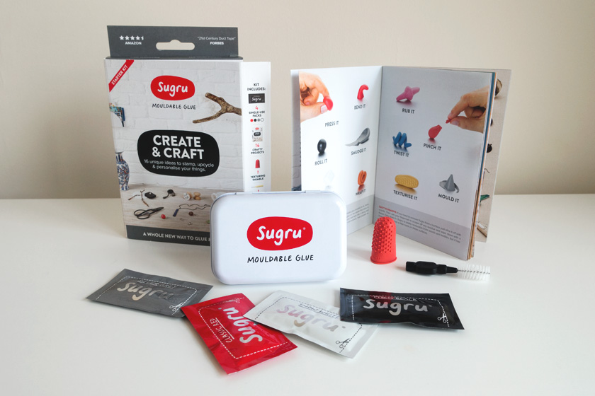 Sugru craft kit